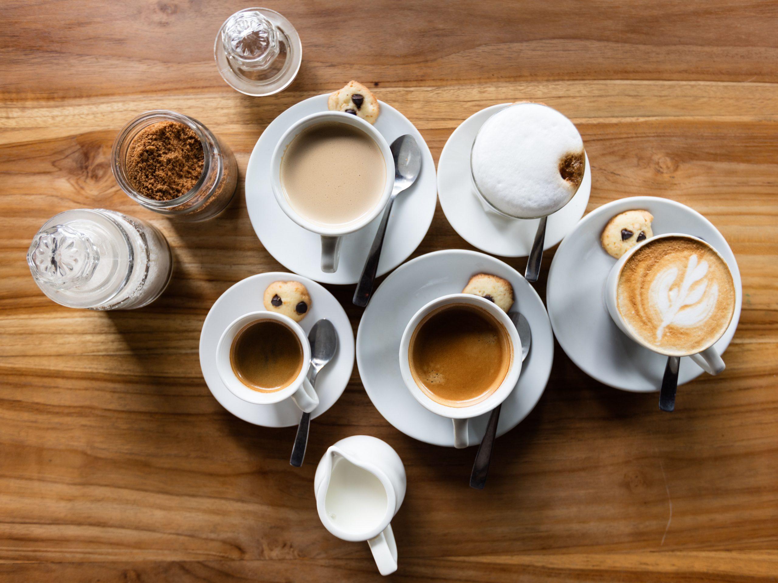 """Kaffee """"Minzarista"""""""